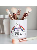 Personalised Unicorn Ceramic Storage Pot