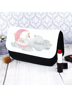 Personalised Swan Lake Make Up Bag