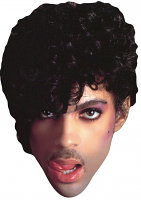 Prince (Tongue) Mask