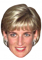 Princess Diana Mask