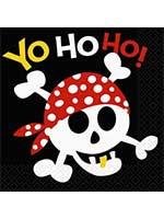 Pirate Paper Napkins