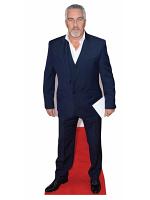 Paul Hollywood Life Size Cardboard Cutout