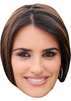 Penelope Cruz Face Mask