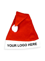 21df151d2 Personalised Felt Santa Hat