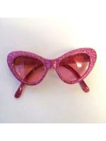 Pink Glitter Specs