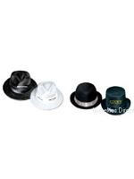 Plastic Gangster Hat