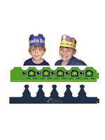 Promotional Cardboard Crown