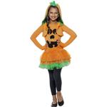 Pumpkin Tutu Dress Costume