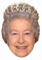 Queen Elizabeth II Mask (New)