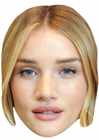 Rosie Huntington Whiteley Mask