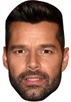 Ricky Martin Mask