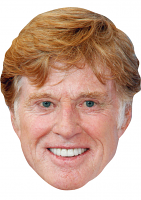 Robert Redford Face Mask