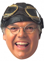 Roy chubby brown mask