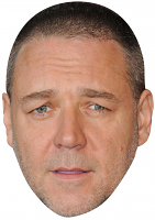 RUSSELL CROWE MASK