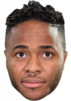 Raheem Sterling Mask