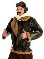 Retro Aviator Men Costume
