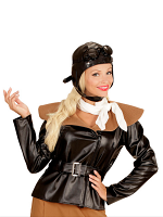Retro Aviator Girl Costume