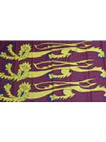 Richard The Lion Heart Flag 5ft x 3ft
