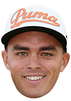 Rickie Fowler Mask