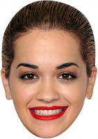 Rita Ora Mask