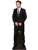 Robert Pattinson Cardboard Cutout