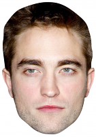 ROBERT PATTINSON MASK