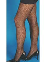 Rocky's Stockings Fishnets+Suspender Belt