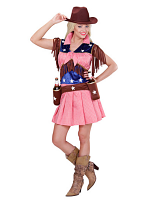 Rodeo Cowgirl Costume