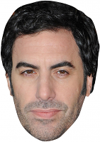 Sacha Baron Cohen Mask