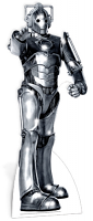 Cyberman (Doctor Who) - Cardboard Cutout