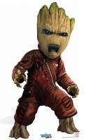 Baby Groot Star-Mini Guardians of the Galaxy Marvel - Cutout