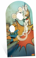 Danger Mouse SI (ADULT) - Cardboard Cutout
