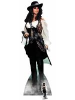 Angelica Female Pirate Penélope Cruz Disney