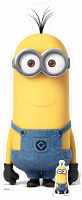 Kevin – Tall Minion Cardboard Cutout