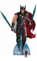 Thor (TR) Raganarok Mighty Gladiator - Cardboard Cutout