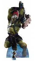 Hulk (TR) Ragnarok Strongest There Is  - Cardboard Cutout