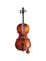 Cello Musical Theme Cardboard Cutout