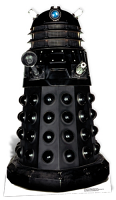 Dalek Sec - Cardboard Cutout