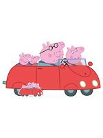 Peppa Pig Family Car (Peppa Pig)