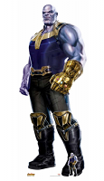 Thanos Infinity Gauntlet (Avengers: Infinity War) Josh Brolin - Cutout