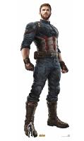 Captain America Steve Rogers (Avengers: Infinity War) - Cutout