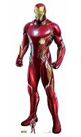 Ironman (Avengers: Infinity War) Nanotech Suit - Cardboard Cutout