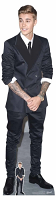 Justin Bieber (Smart Suit and Smile) - Cutout