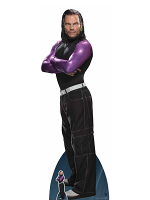 WWE Jeff Hardy World Wrestling Entertainment Lifesize Cardboard Cutout