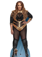WWE Nia Jax aka Savelina Fanene World Wrestling Entertainment