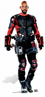 Deadshot (Will Smith) cutout from Suicide Squad Movie
