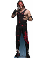 WWE Kane World Wrestling Entertainment Lifesize Cardboard Cutout