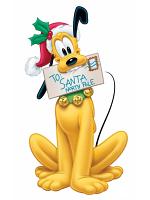 Pluto (Christmas Carol Letter to Santa)