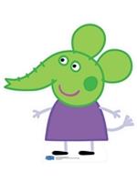 Emily Elephant (Peppa Pig Halloween)