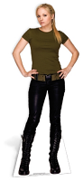 Jenny (The Doctor's Daughter) - Cardboard Cutout